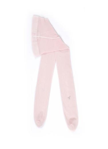 Katia & Bony Ribbon Bebek Külotlu Çorap  Pembe